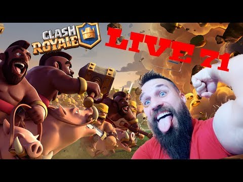 🔴[LIVE] CLASH ROYALE ROMANIA - Stefan Remag gameplay cu abonatii ep. 71