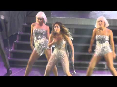 Jennifer Lopez  Get Right  72012 Newark New Jersey Complete HD Show Amazing!!!