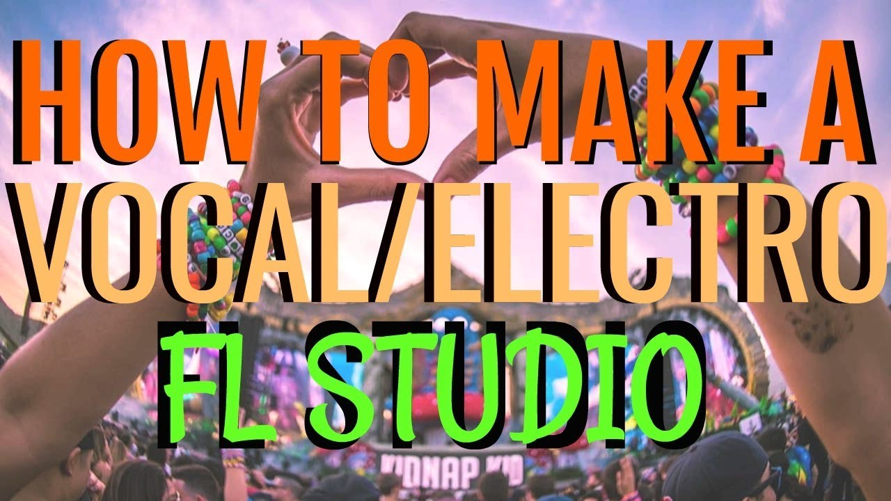 how to make good vocals in fl studio