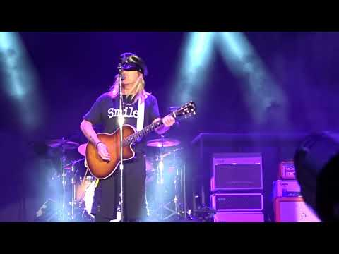 Cheap Trick The Flame Irvine 51818