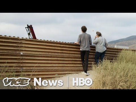 Constructing Trump's Wall & Bump Stock Bill: VICE News Tonig