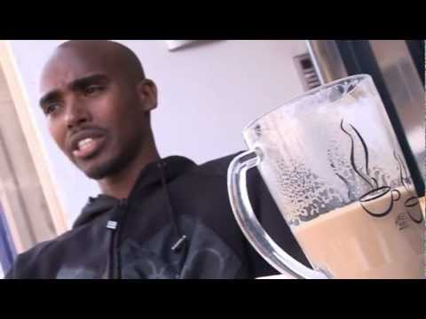 Mo Farah | Team GB Adidas 'About To Blow' London 2012 Olympics special