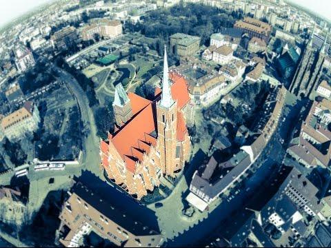 A Day in Wroclaw, Poland - Drone HD -skylinedrone aerial media