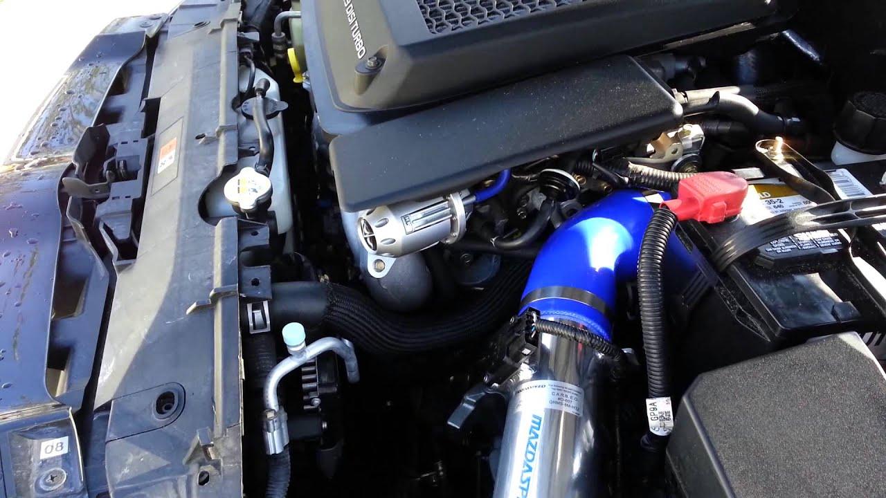 "Mazda Speed 3 >> Mazdaspeed 6 3"" turbo inlet pipe - YouTube"