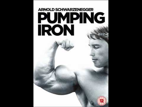 Pumping Iron Bombeo de Hierro Everybody wants to live forever