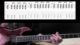 Black Betty - Lesson Video by Cornoguitar