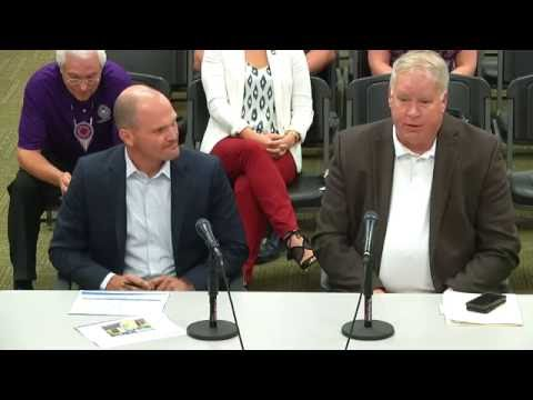 Executive and Finance Committee Meeting - 9/29/2016