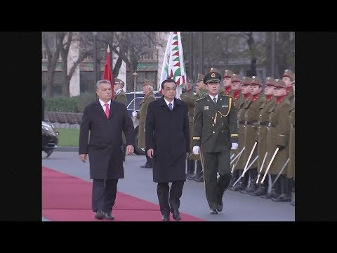 China, Hungary Vow to Deepen Relations, Cooperation