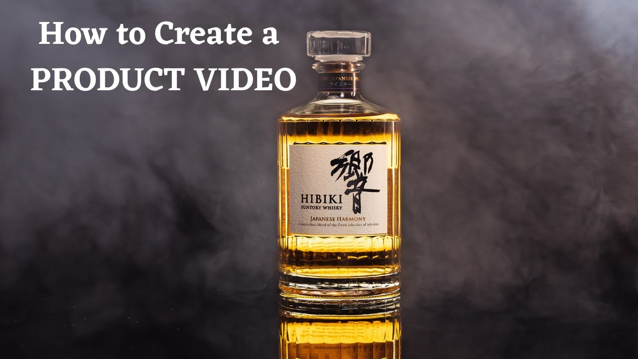 Video Marketing - How to Create a PRODUCT VIDEO - Hibiki