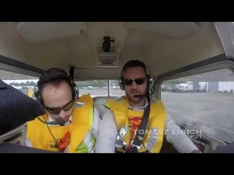 Elstree to Le Touquet 2016 on Cessna 150