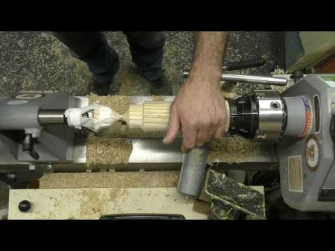 Wood Turning - A Guide To Turning  Long Stemmed Goblets
