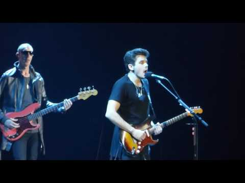 John Mayer Trio - Vultures With Awesome Intro!