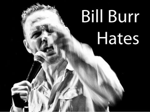 Bill Burr Hates Jim Irsay