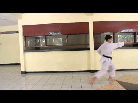 Portofolio Olahraga SNMPTN 2014 Alamanda Iqbal Utama