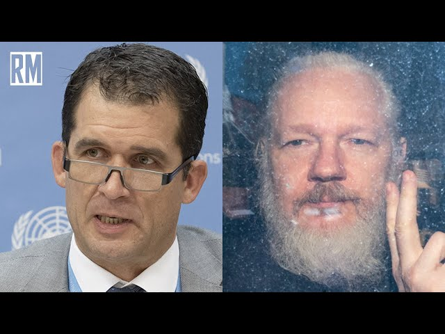 UN Torture Expert Nils Melzer on Persecution of Assange