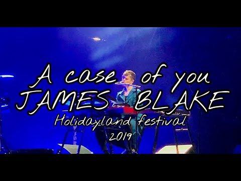 James Blake Live - A Case Of You [Holidayland Festival 2019] SEOUL, KOREA