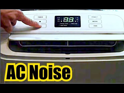 AC Noise AIR CONDITIONER NOISE 🎧 3 Hour SLEEP NAP to AIR CONDITIONER SOUND