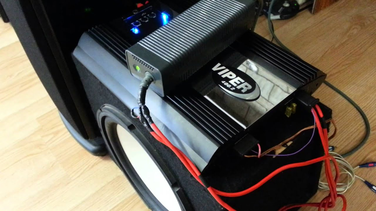 Diy Car Audio : Car audio at home diy dc power supply psu w xbox o
