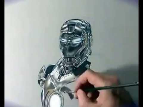 free download gambar 3d iron man mp3