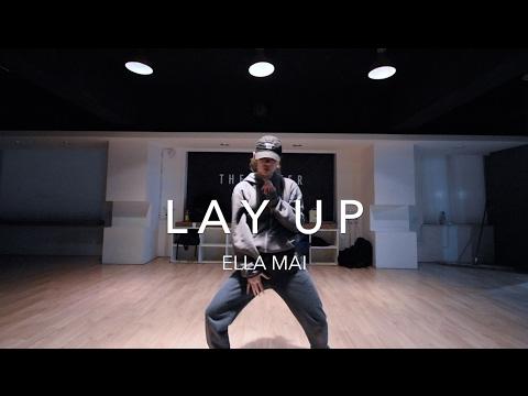 Lay Up - ELLA MAI | Cheshir Ha Choreography