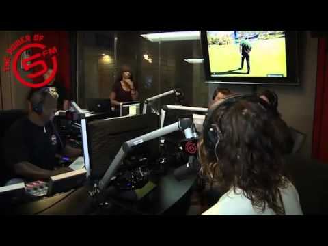 Funny interview with Justin Hawkins and The Darkness