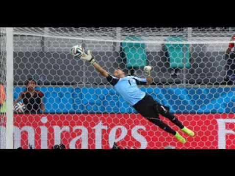Costa Rica x Holanda - Radio Heredia - Copa 2014