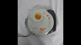 Sony D-FS601 Sports Walkman CD Player FM/AM