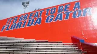 Exploring The Home of Florida Gators Football - Ben Hill Griffin Stadium - Gainesville, Florida