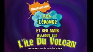 """Download Mp3  Ps2  Introduction Du Jeu """"bob L'eponge Et Ses Amis : Attaque Sur L'"""
