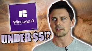How Do I Get Windows 10 x64 PRO KEYS for UNDER $5!?
