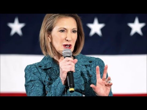 Carly Fiorina Drops Out Of Presidential Race!! [OFFICIAL]
