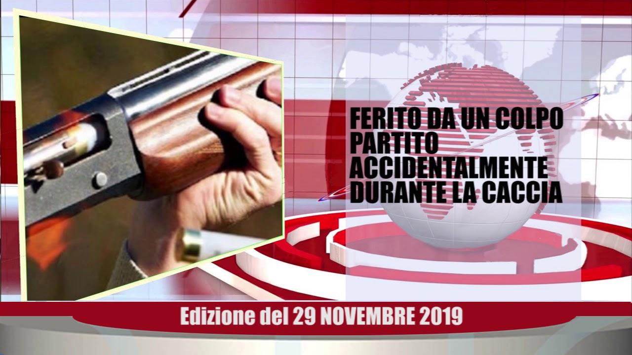 Velluto Senigallia Tg Web del 29 11 2019