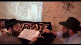 3ème visite- Découverte du tombeau du Roi David et le Machiah avec le Rav Dynovisz