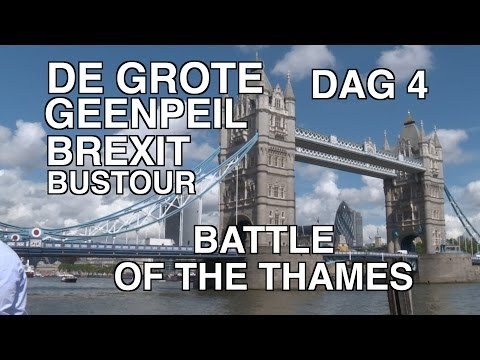 GeenPeilTV: Battle of the Thames (English subtitles)