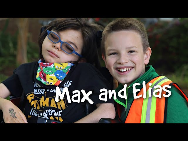 Max and Elias