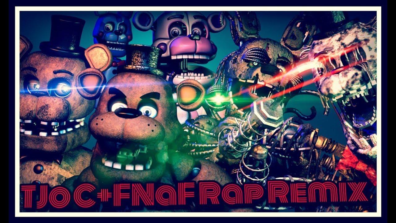 [SFM] TJoC+FNaF Rap Remix | Animated Song |
