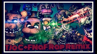 [SFM] TJoC+FNaF Rap Remix | Animated Song |