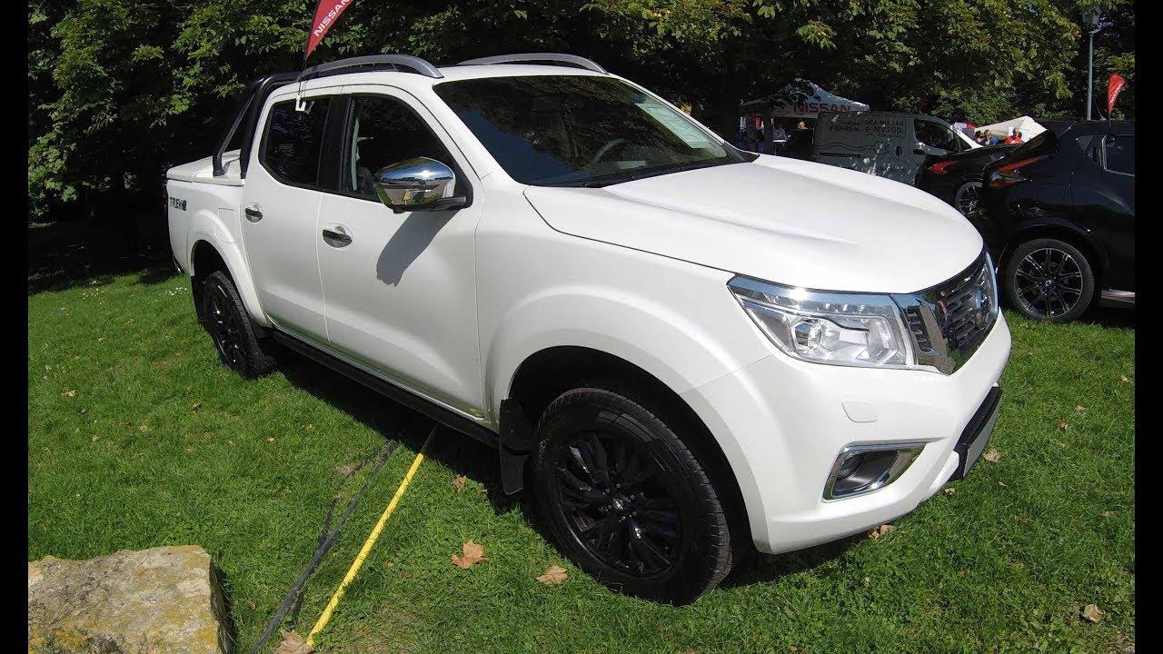Nissan Navara Trek 1 Double Cab Pick Up Pearl White