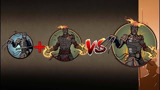 Shadow Fight 2 VS Most Powerful Fusion Music Soldier by NEFFEX