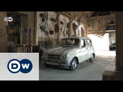 Jugenderinnerungen mit einem Renault R4 | Motor mobil