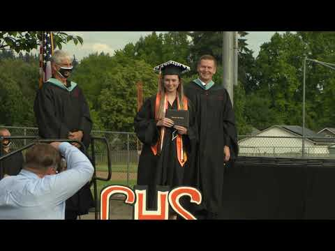 Gladstone High School 2020 Senior Graduation Part 1