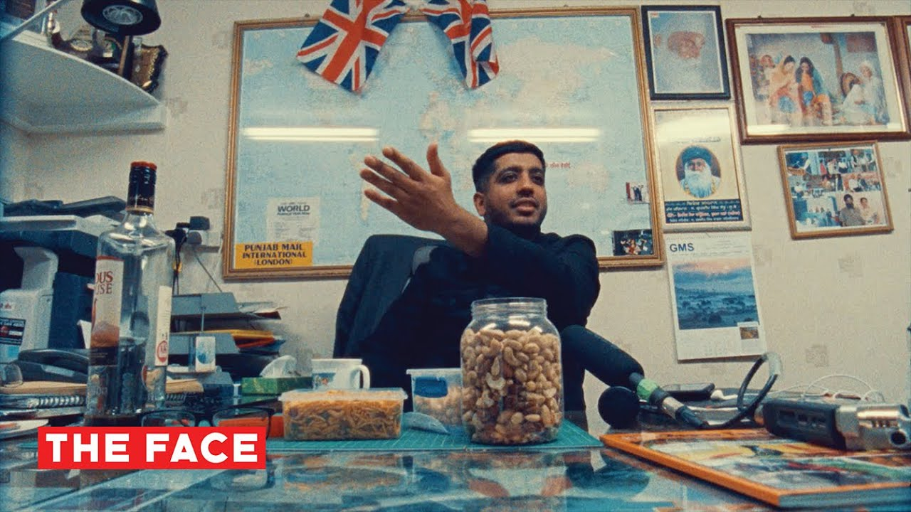 The Face | Going In a film by Oliver Jennings, featuring Steel Banglez, Tunde, Tiny Boost and Stoner