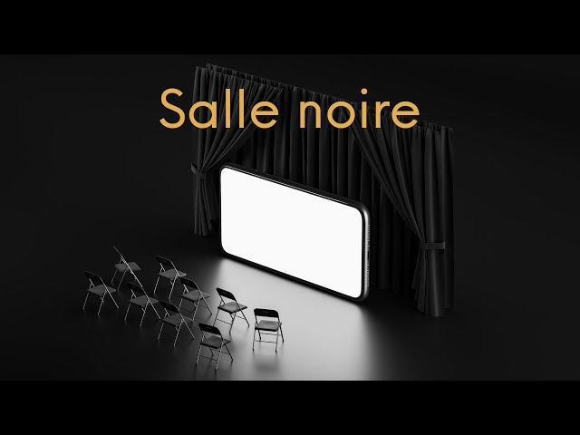 La nuit du théâtre 2021 - Salle Noire