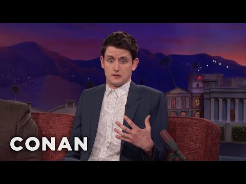 "Zach Woods & His ""Silicon Valley"" Character Both Talk In Their Sleep"