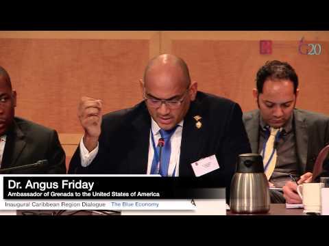 G-20 Caribbean Region Dialogue - Blue Economy