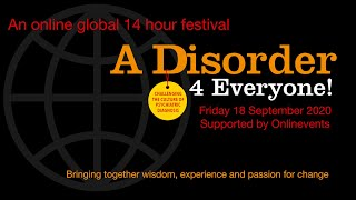AD4E Festival  - Dr. Lucy Johnstone - Introduction into the Power Threat Meaning Framework