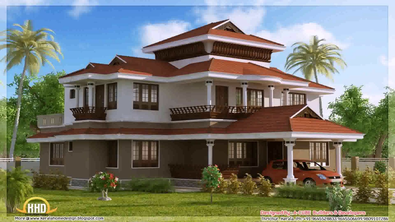House Garden Design In Kerala YouTube