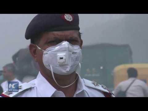 Delhi air pollution crisis worsens