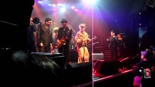 """Boy George """"Live your life"""" - KOKO GIG 10 NOV 2013"""