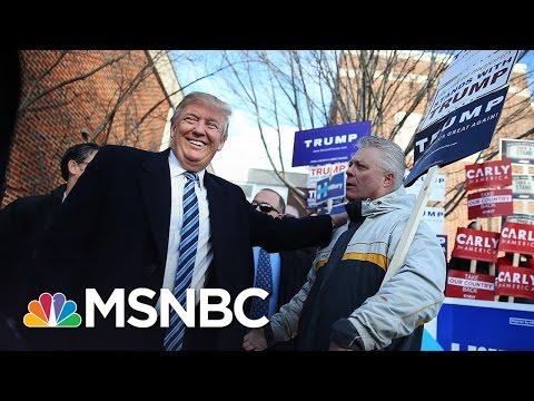 Donald Trump Wins New Hampshire 'Across The Board' | MSNBC